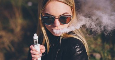 health risks of vaping