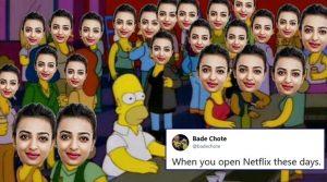 Radhika Apte's and Netflix's Love Story